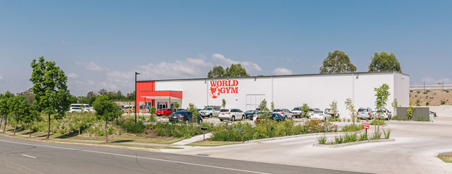 World Gym at Citiswich